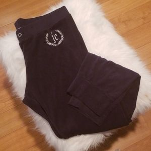 Juicy Couture Cropped Sweats